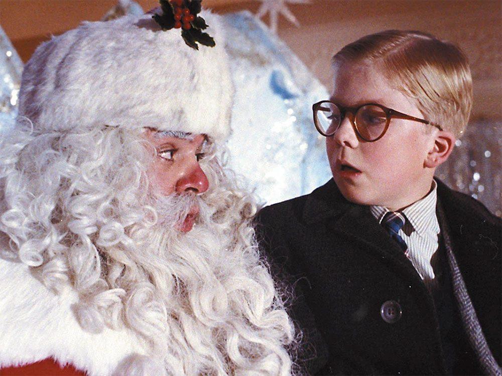 Temps des fêtes: le film «Une histoire de Noël» a eu de modestes débuts.