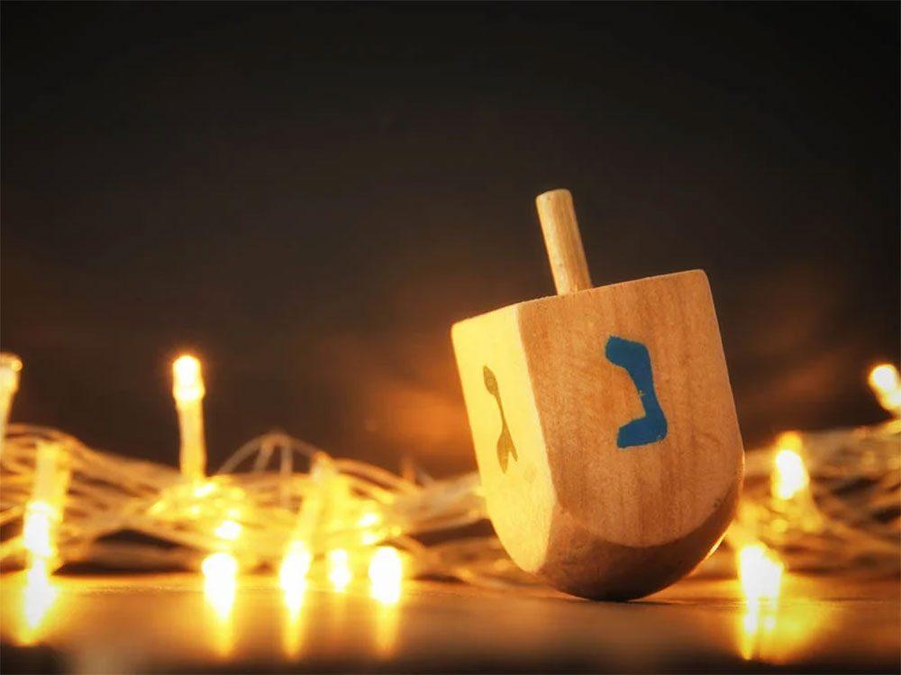 Temps des fêtes: Hanoukka n'est pas le Noël juif.