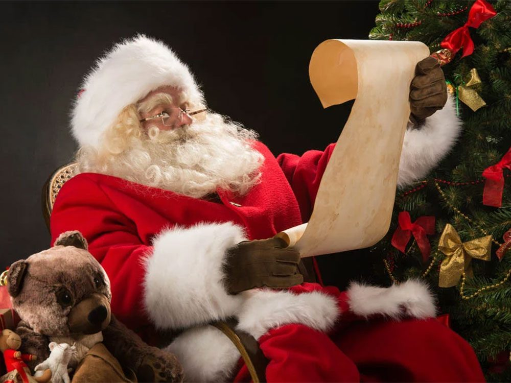 Temps des fêtes: le père Noël a changé d'allure.