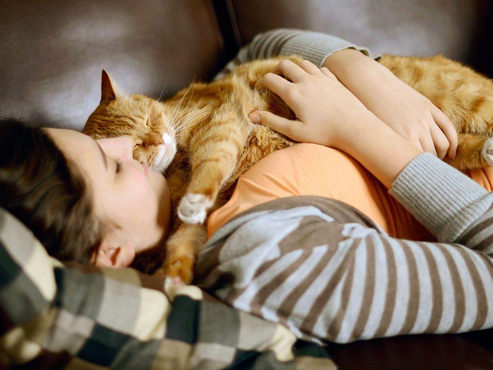 Sauver un animal est aussi important que sauver une personne pour le vétérinaire.