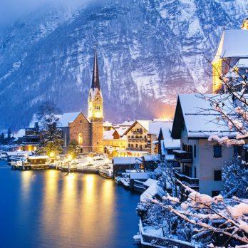 13 villes dans le monde qui sont magnifiques sous la neige