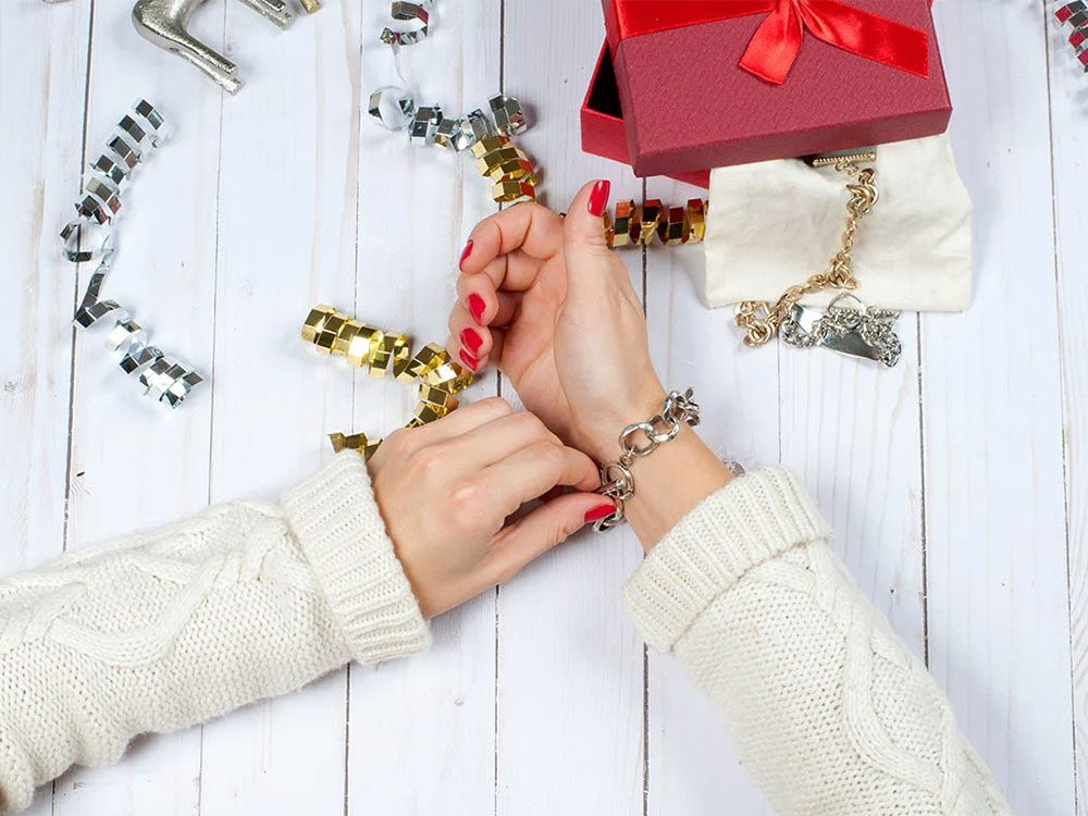 Offrez un bijou comme cadeau de dernière minute!