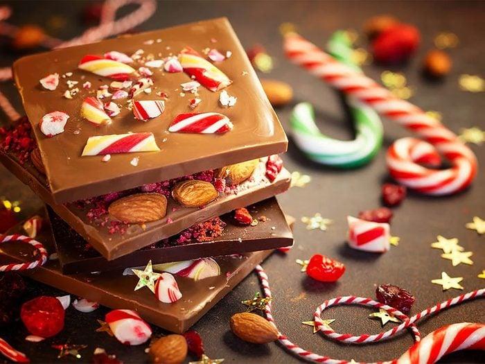 Offrez du chocolat comme cadeau de dernière minute!