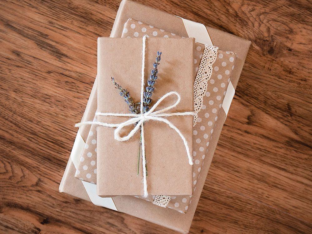 Offrez un livre comme cadeau de dernière minute!