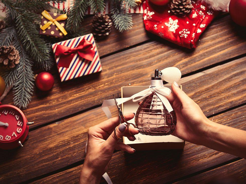Offrez un parfum comme cadeau de dernière minute!