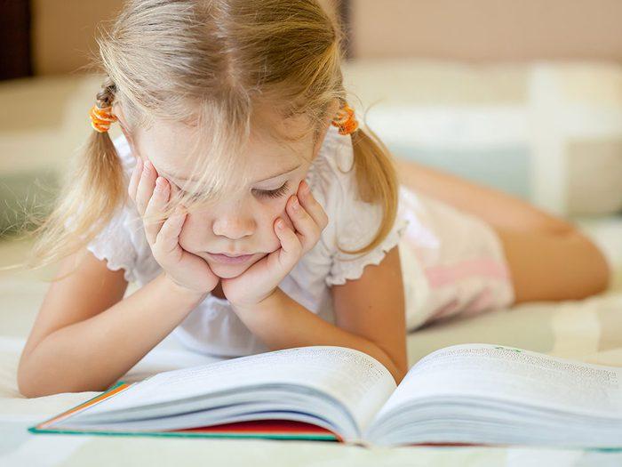 Dépression infantile: votre enfant est indifférent.