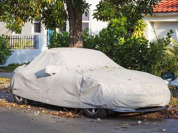 Entretien automobile: ne pas la faire rouler souvent peut l'endommager.