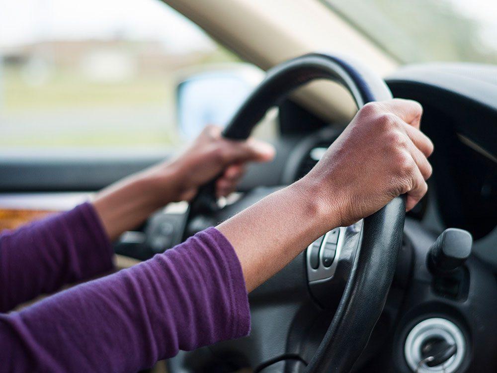 Entretien automobile: évitez de conduire mollement.