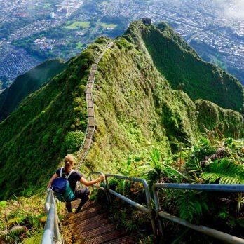 Les escaliers les plus vertigineux dans le monde