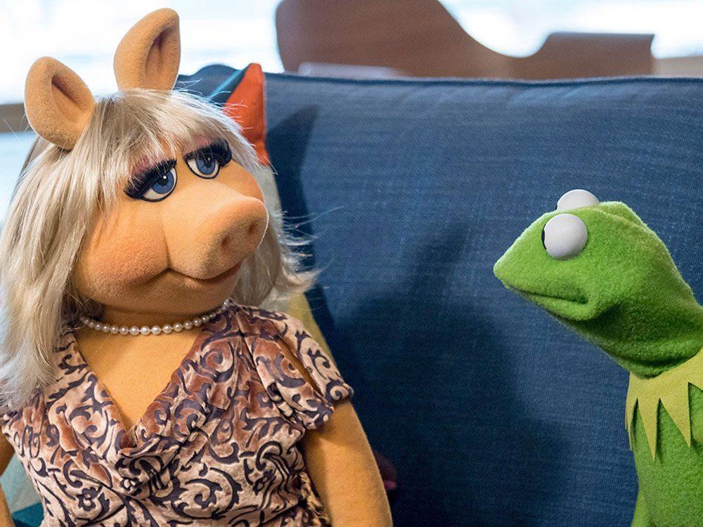 Faits incroyables: la même personne a fait les voix de Yoda et de Miss Piggy.