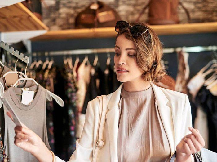 Magasinage: les vendeurs et commerçants vous placent (inutilement!) dans l'urgence.