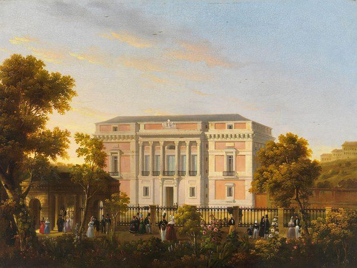 C'est le 10 novembre 1819 que le musée du Prado ouvrait ses portes pour la première fois. Grâce au soutien de María Isabel de Braganza, épouse de Ferdinand VII.