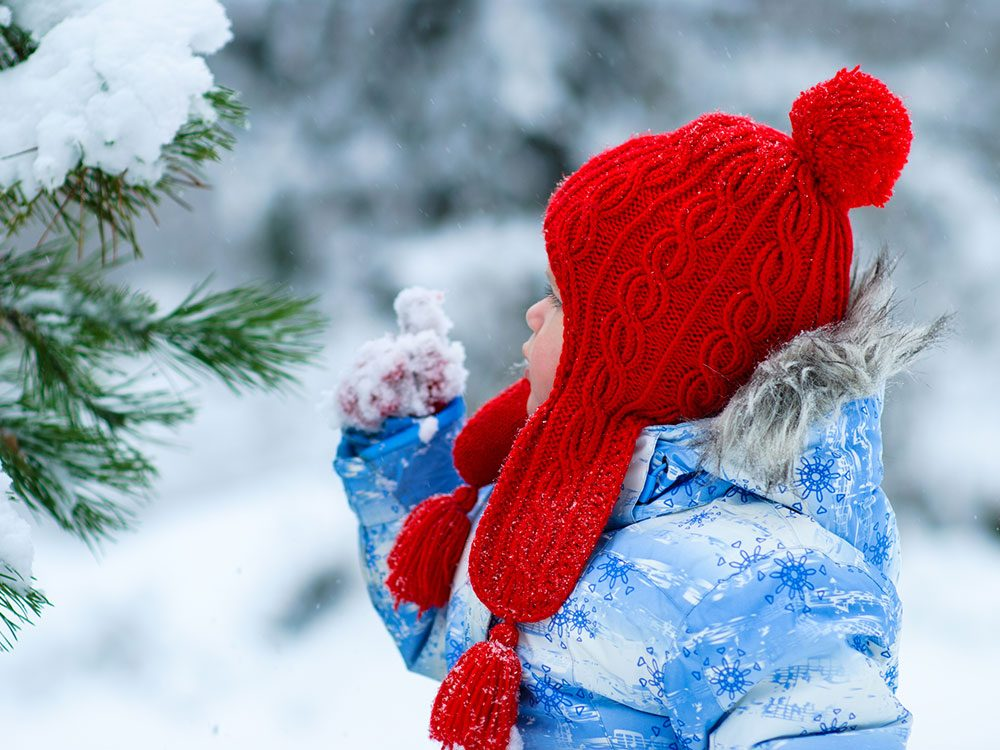 Voici 11 vérités insolites sur la neige.