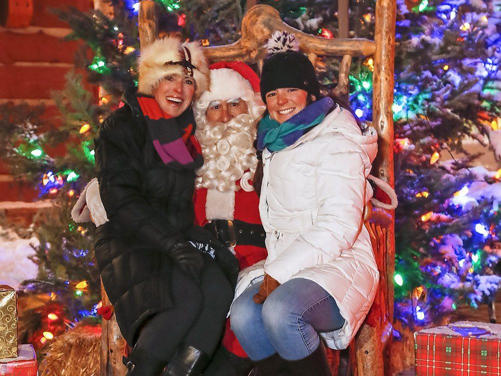 Crested Butte dans le Colorado, est l'un des villages au Noël d'antan à visiter.