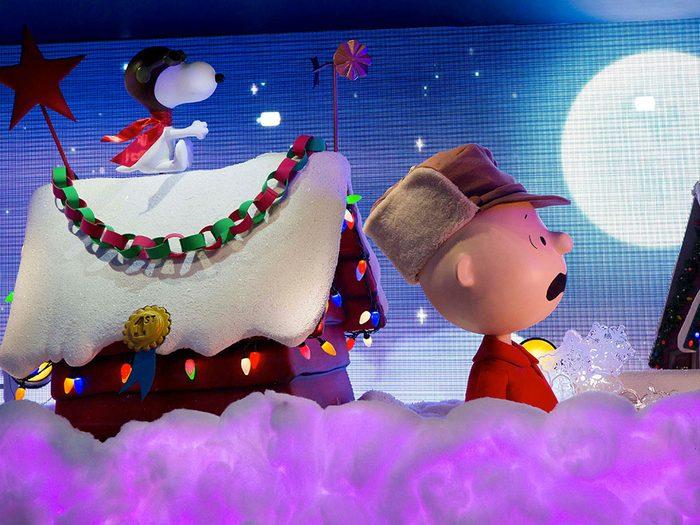 Le paradoxe de Joyeux Noël, Charlie Brown!