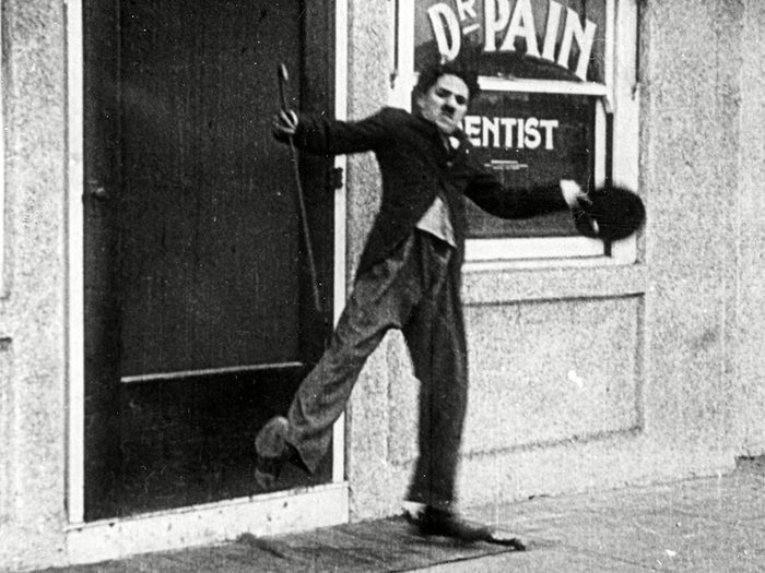 Le paradoxe de Charlie Chaplin.