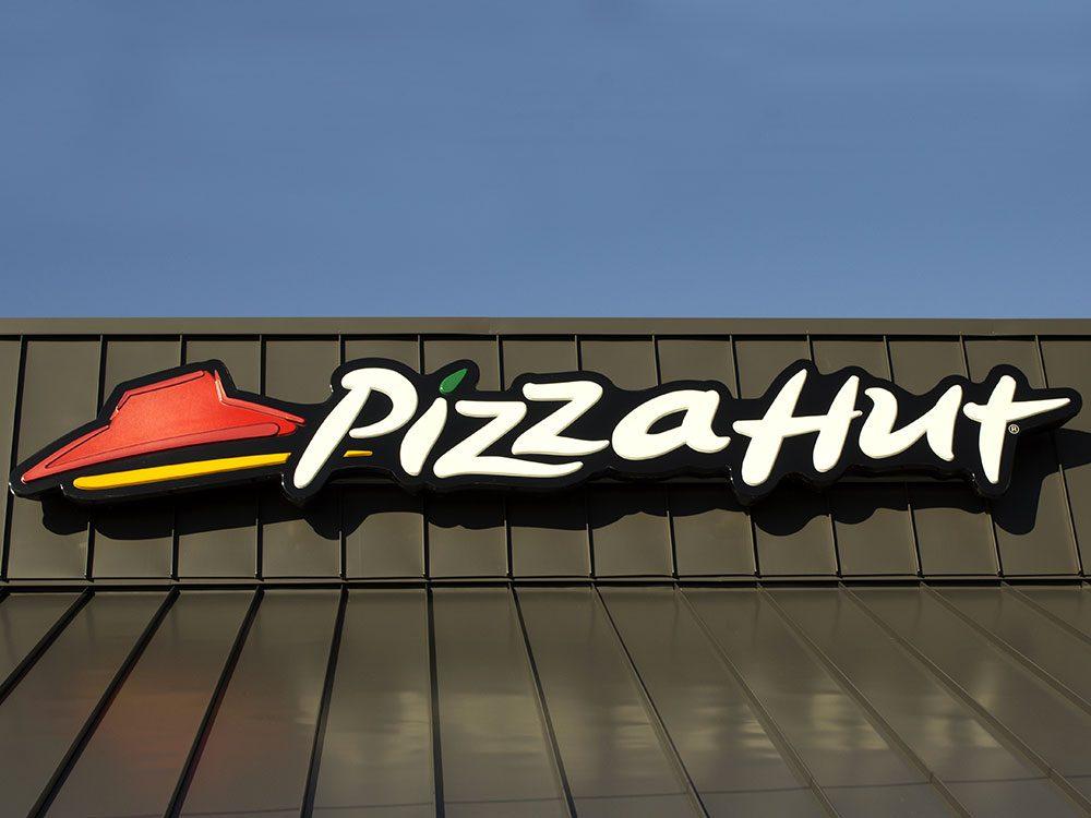 Le paradoxe de Pizza Hut.