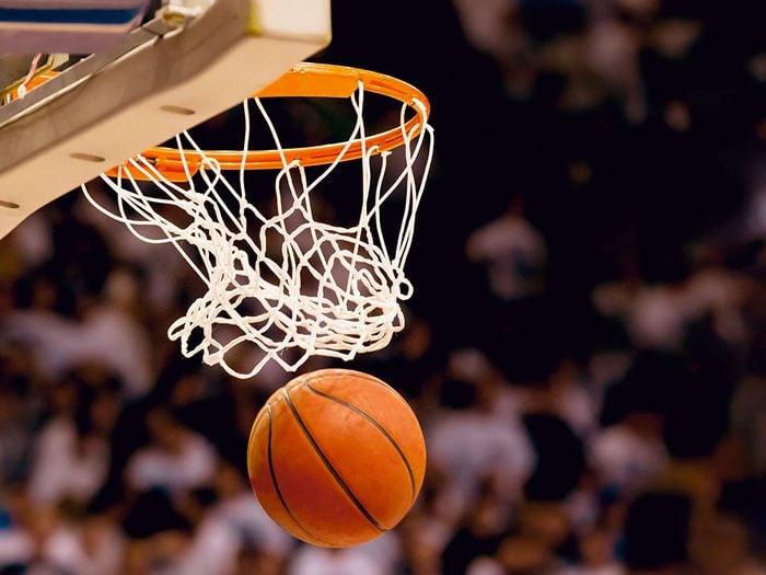 Le paradoxe de l'homme qui a inventé le basket-ball.
