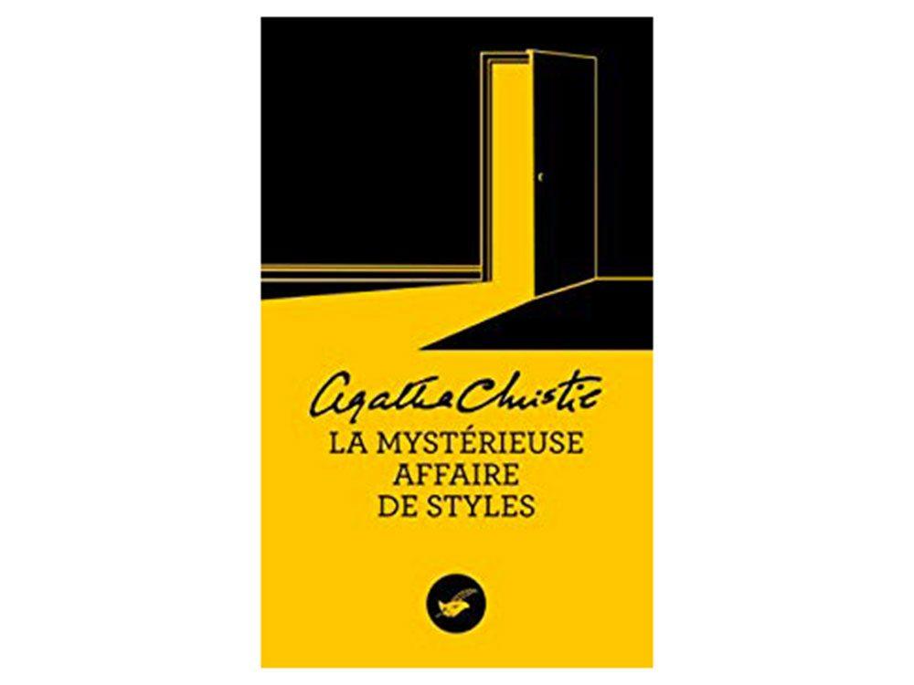 Le premier roman d'Agatha Christie aura 100 ans en 2020.