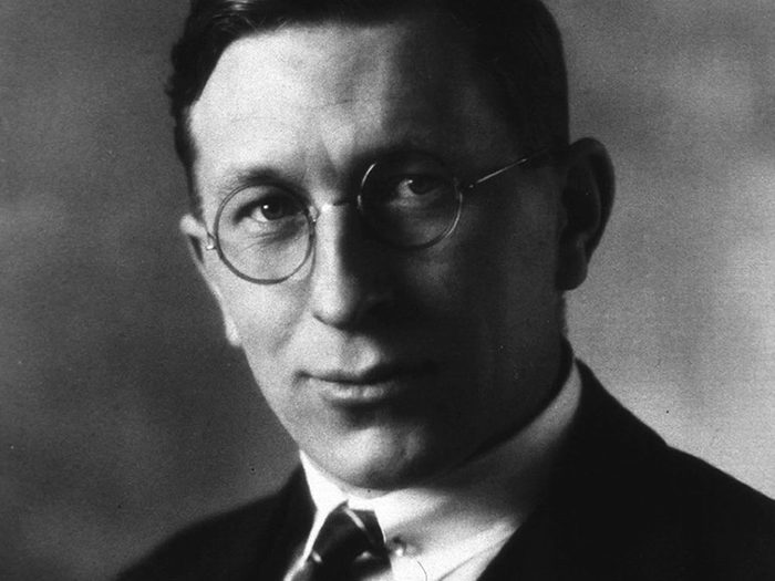 La conception de l'insuline a germé dans l'esprit du Dr Frederick Banting et elle aura 100 ans en 2020.