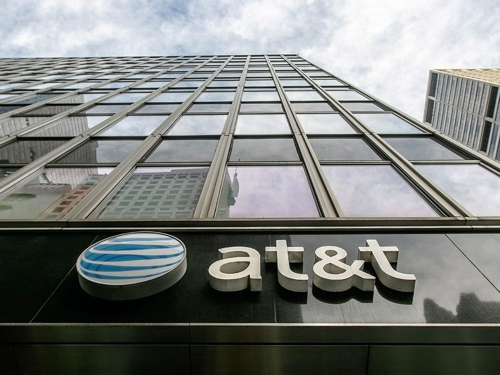 Trois succursales de Bell de l'ex American Telephone and Telegraph company (AT&T auront 100 ans en 2020.