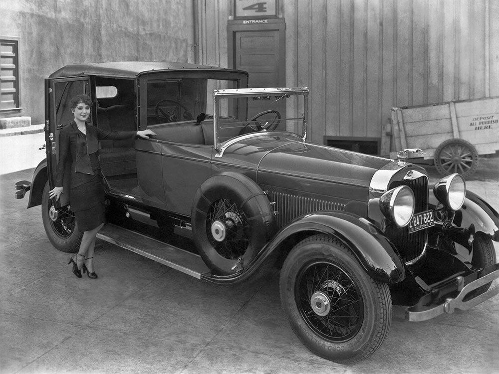 La première voiture Lincoln aura 100 ans en 2020.