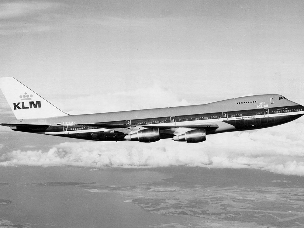 Le premier vol de la KLM aura 100 ans en 2020.