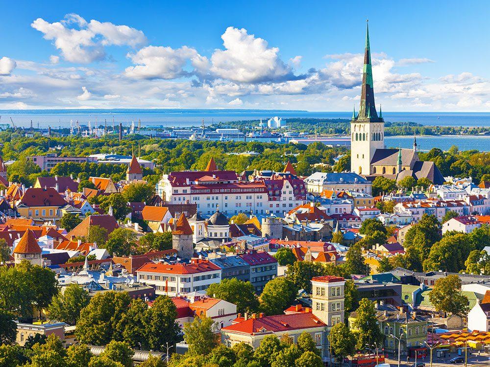 L'Estonie aura 100 ans en 2020.
