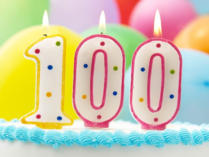 56 choses qui auront 100 ans en 2020.
