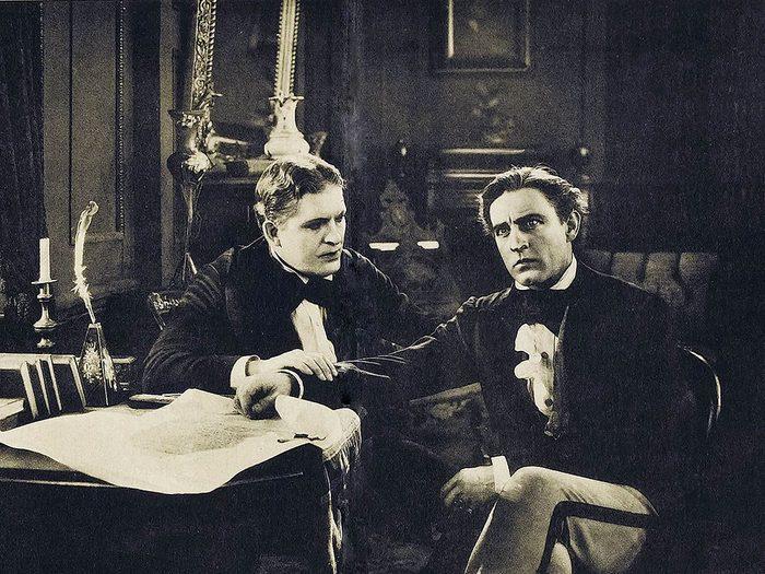 Le film Docteur Jekyll et M. Hyde aura 100 ans en 2020.