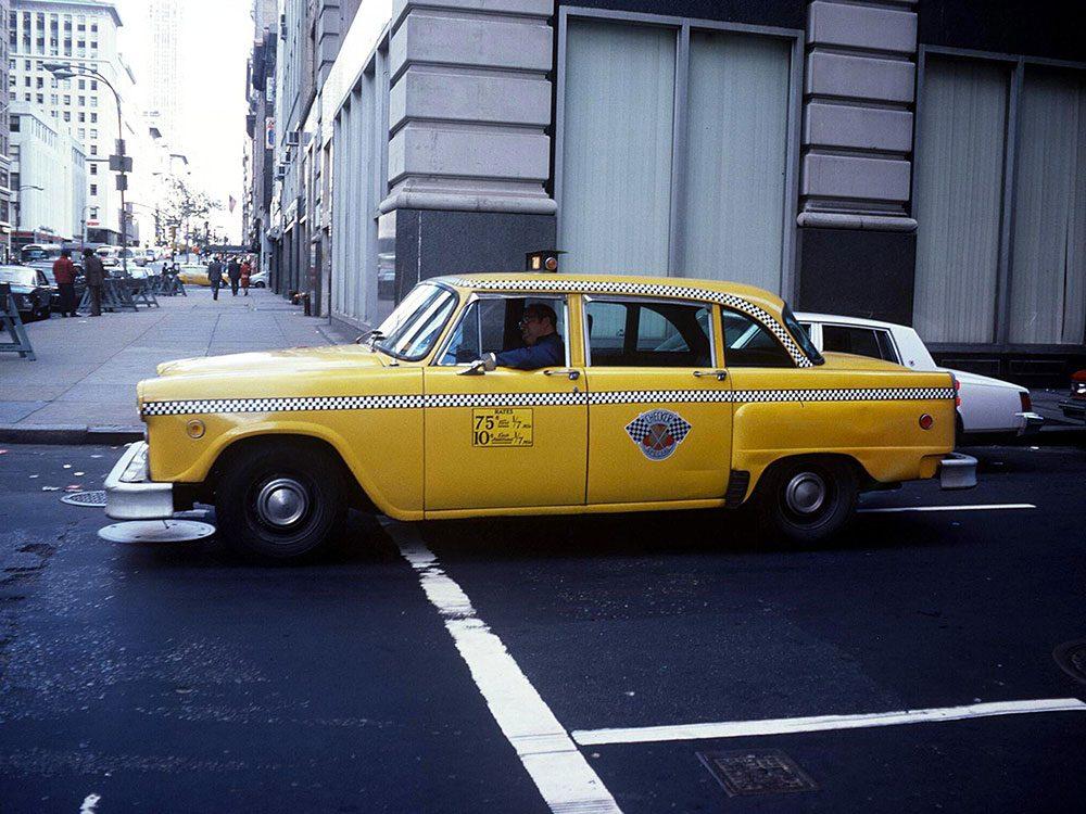 La compagnie des taxis jaunes aura 100 ans en 2020.