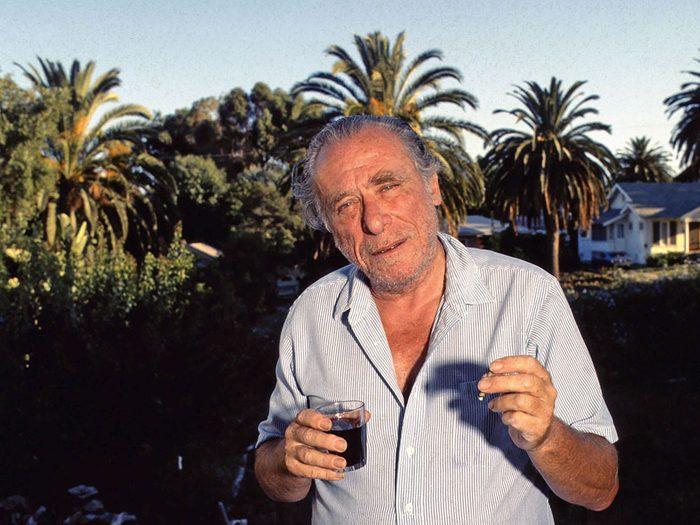 Le poète Charles Bukowski aurait eu 100 ans en 2020.