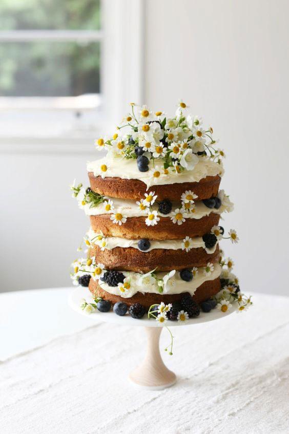 Apprenez à faire ce gâteau champêtre.