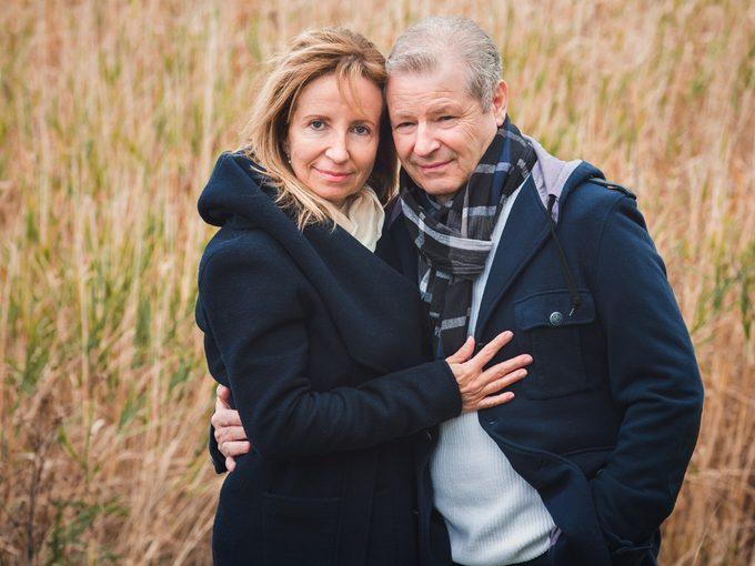 Lorsque le mari de Lyne Gauthier a reçu un diagnostic de la maladie d'Alzheimer à l'âge de 63 ans, elle n'était pas du tout préparée à tenir ce rôle.