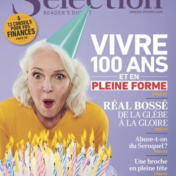 Ce mois-ci dans le magazine Sélection