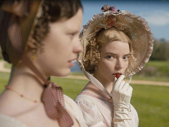 Emma est l'un des films et séries à voir en février 2020.