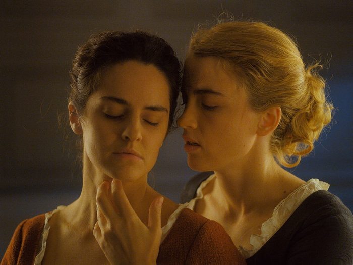 Portrait de la jeune fille en feu est l'un des films et séries à voir en février 2020.
