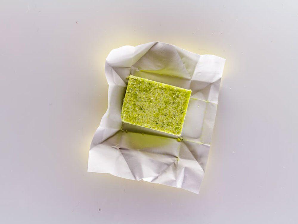 Les cubes de bouillon font partie des aliments mauvais pour la santé.