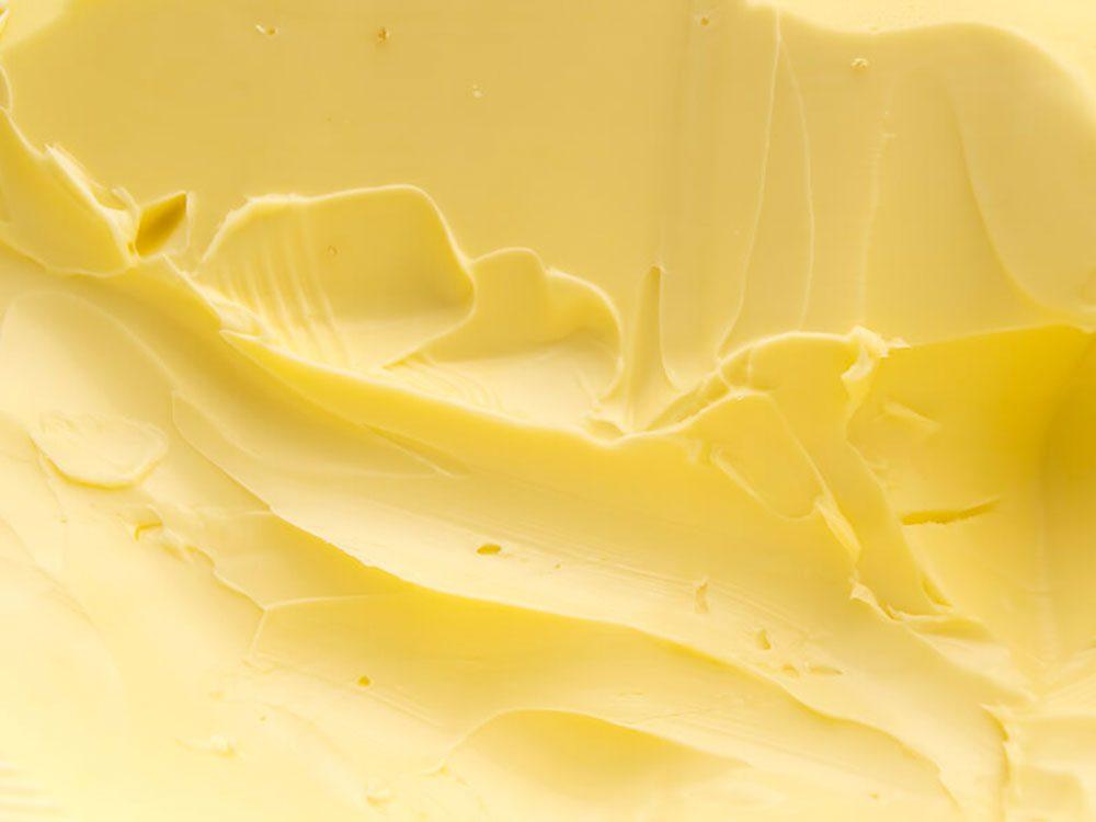 La margarine fait partie des aliments mauvais pour la santé.