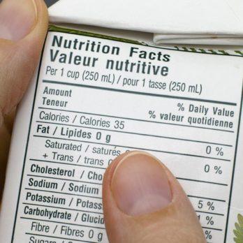 11 erreurs que vous commettez lorsque vous lisez l'étiquette d'un aliment
