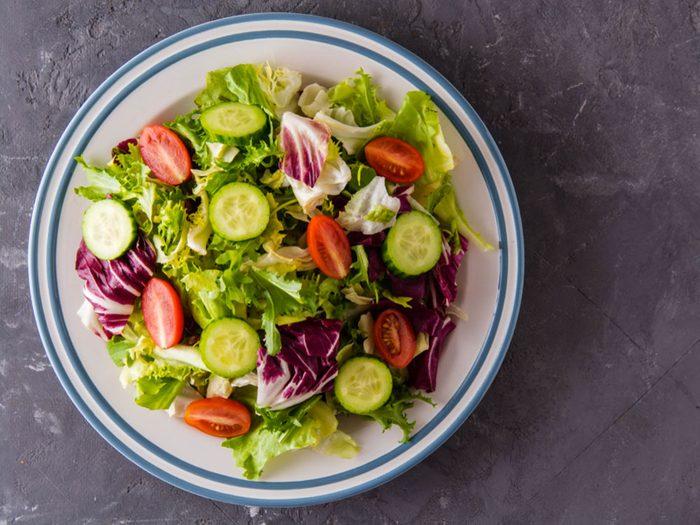 Alimentation: les mêmes ingrédients dans les vinaigrettes et les écrans solaires.