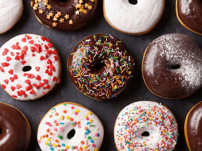 Alimentation: effets indésirables pour le cerveau.