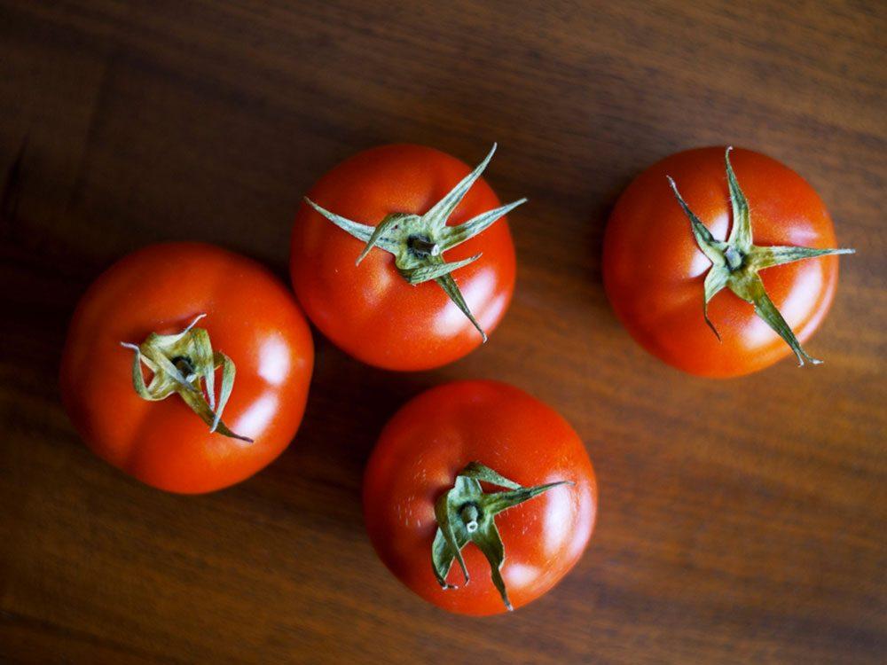 Alimentation: des produits transformés acceptables.