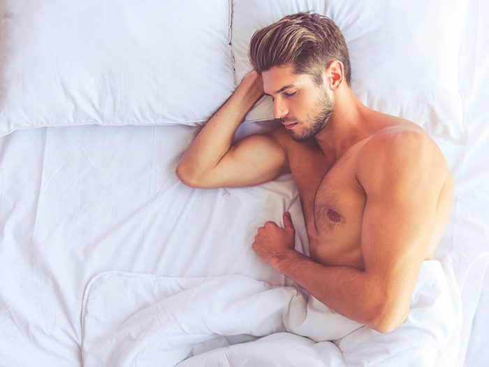 Arrêter le sucre pour retrouver un sommeil profond.