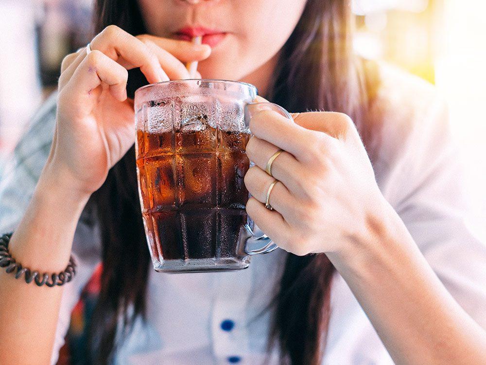 aliments a eviter quand on a un kyste a l ovaire