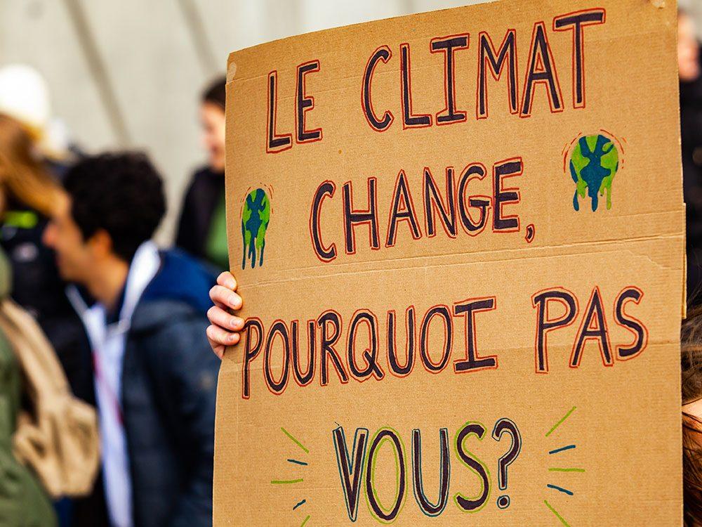 Et si on prenait des mesures plus radicales contre les changements climatiques?