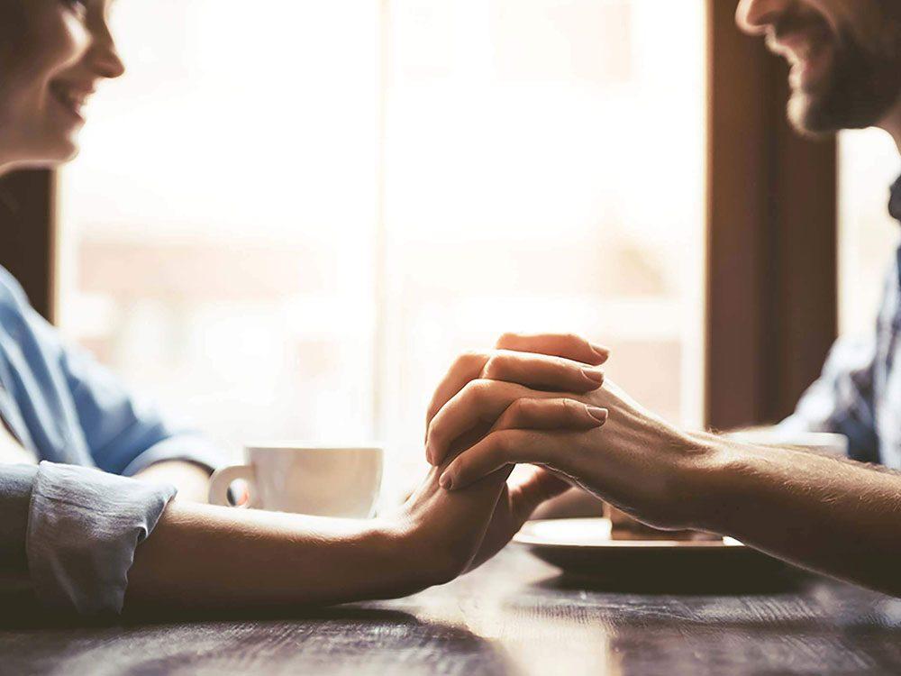 Couple: encourager constamment votre partenaire n'est pas une bonne chose.