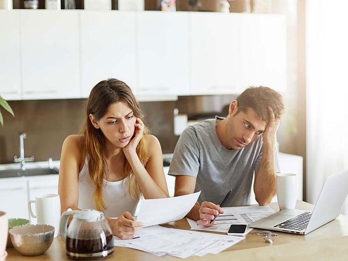 Couple: planifier l'avenir n'est pas une bonne chose.