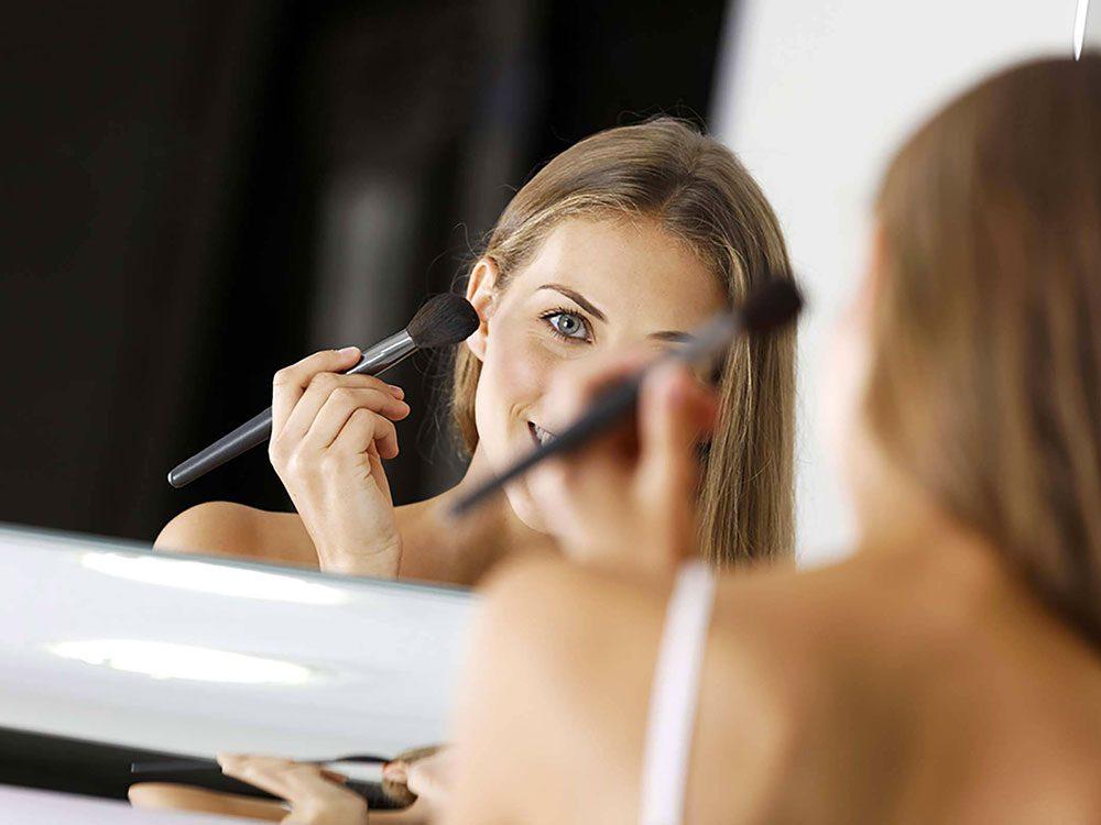 Couple: être toujours bien habillée et maquillée n'est pas une bonne chose.