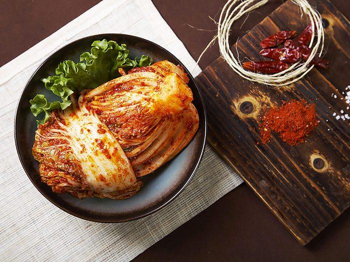 Consommer des aliments fermentés réduit le risque de crises cardiaques.